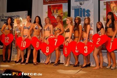 Die Teilnehmerinnen 2012