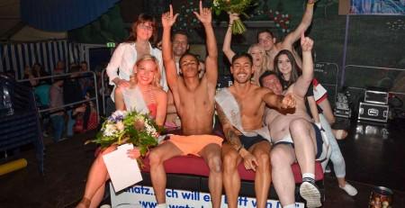 Miss und Mr. Volksfest 2015 in Bayreuth