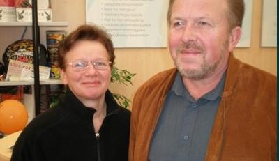 Fam. Helga und Helmut K. aus Mistelgau