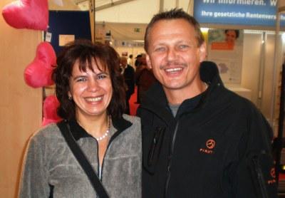 Claudia und Uwe R. aus Weidenberg