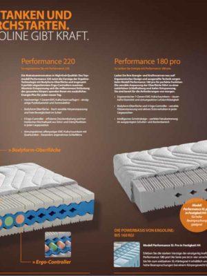 ergoline performance 180 pro