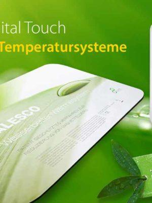 Wasserbettheizung Digital touch lmf