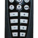 Vibrabed Massage Bedienteil LCD