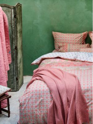 Pip Nilgirig rosa Bett