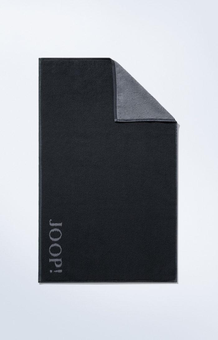 JOOP! Doubleface schwarz 50 x 100 cm