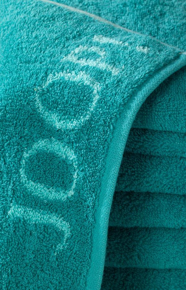 JOOP! Doubleface türkis details