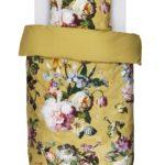 Essenza Bettbezug Fleur Golden Yellow