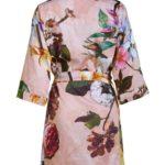 Essenza Kimono Fleur Rose hinten