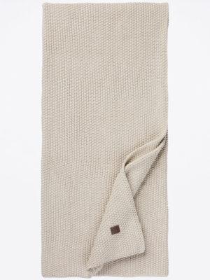 Marc o´Polo Nordic Knit Oatmeal 130x170cm