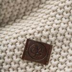 Marc o´Polo Nordic Knit Oatmeal Logo