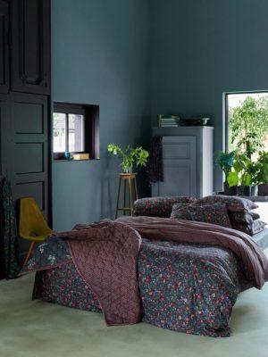 Pip Studio Bettbezug Oh My blau Bild