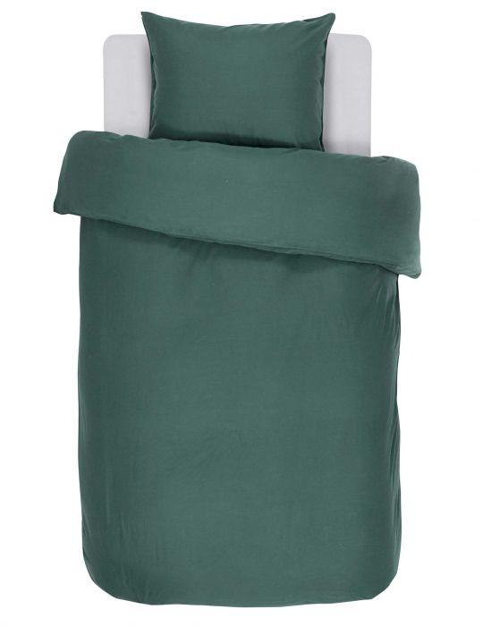 Essenza Bettwäsche Minte grün