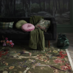 Essenza Airen Teppich Moss Bild