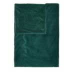Essenza Furry Plaid pine green