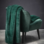 Essenza Furry Plaid pine green Bild