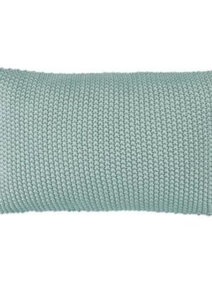 Marc o´Polo Nordic Knit Dekokissen soft green