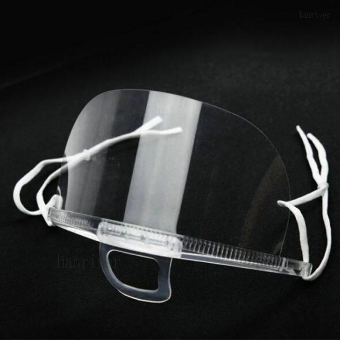 Maske Mundschutz Atemschutz Vorne