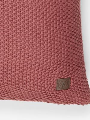 Marc o´Polo Nordic Knit Cushion warm earth Detail