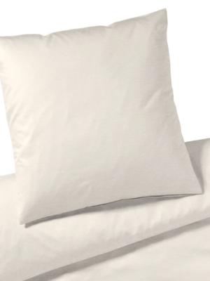 Elegante Calm Bettwäsche wollweiß